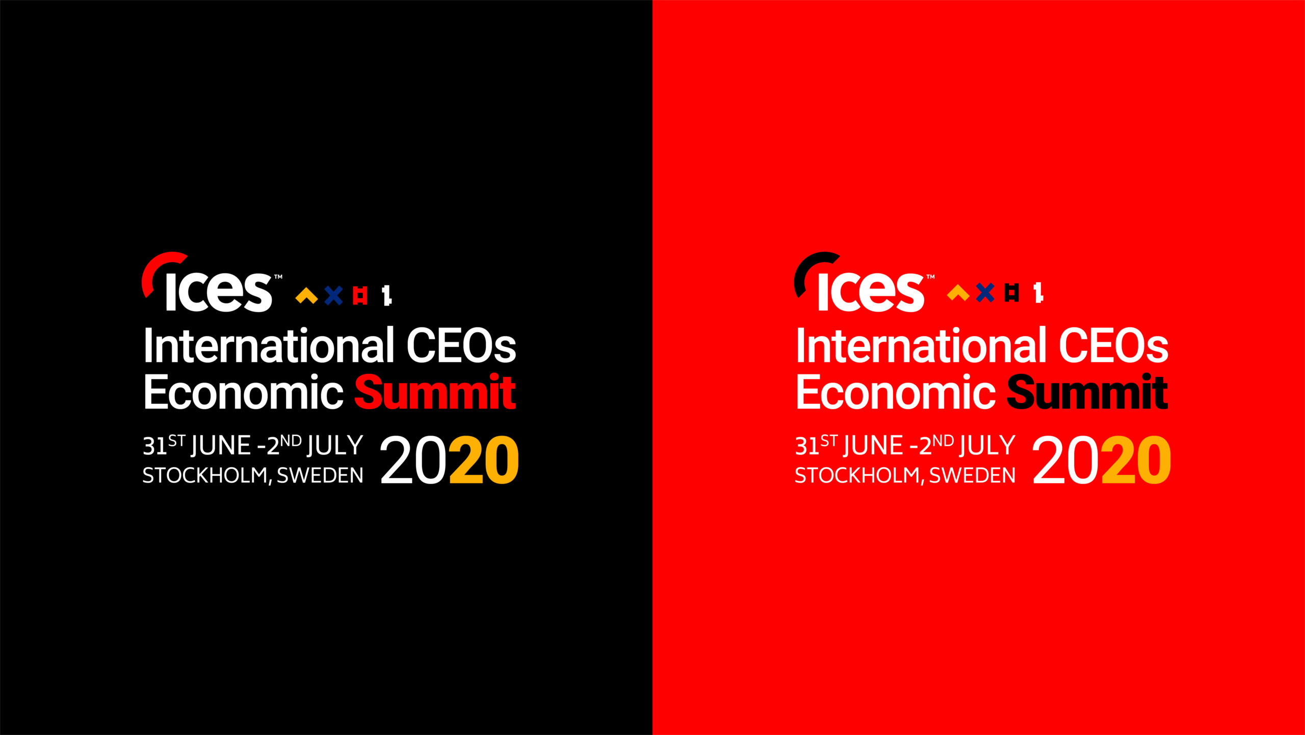 Art Direction for ICES by vibratiquehub